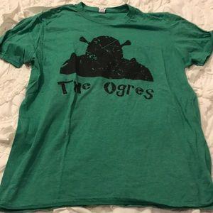 Shrek Themed T-shirt